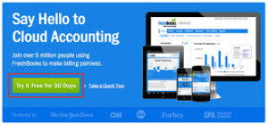 freshbook cta example