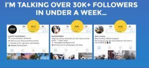 instagram followers by Instamate